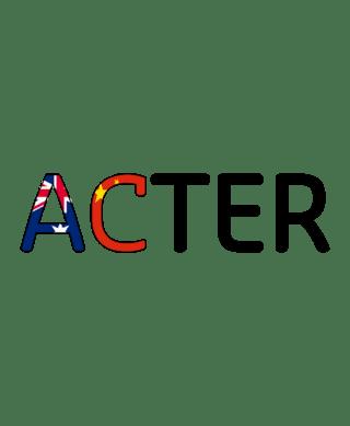 ACTER logo