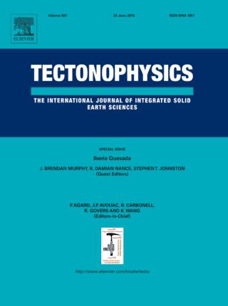 Tectonophysics 681