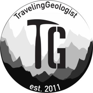 Traveling Geologist Logo