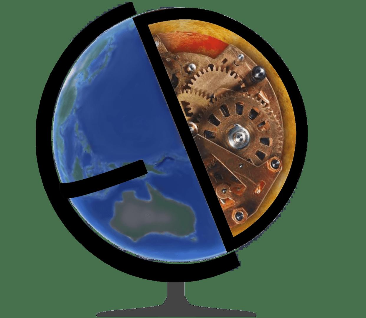 Earth Dynamics Logo
