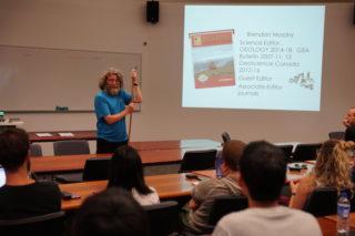 Workshop by Prof Murphy